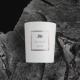 Plum, Rose & Patchouli - Scented Soy Wax Candle